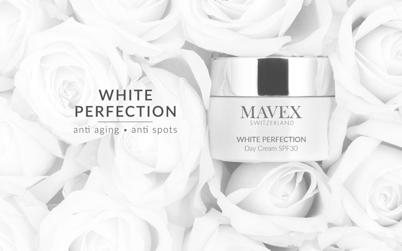 White perfection trattamento viso